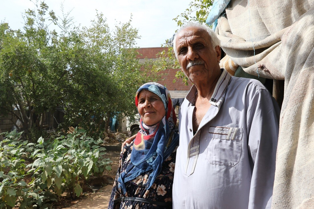 Syrian family: Food Insecurity