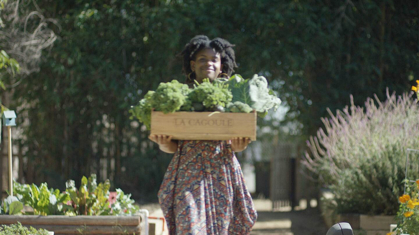 """In the episode """"Access,"""" we meet Olympia Auset, whose startup SÜPRMARKT delivers healthy and affordable food to the doorsteps of her community."""