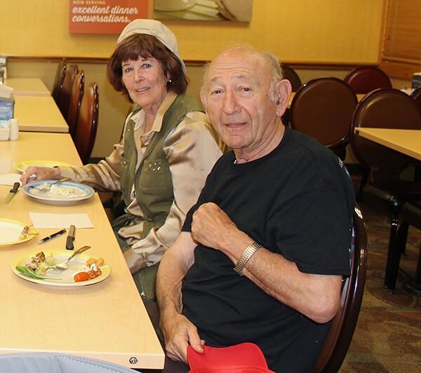 Joann Curtin and Peter Magoski. | Jean Trinh