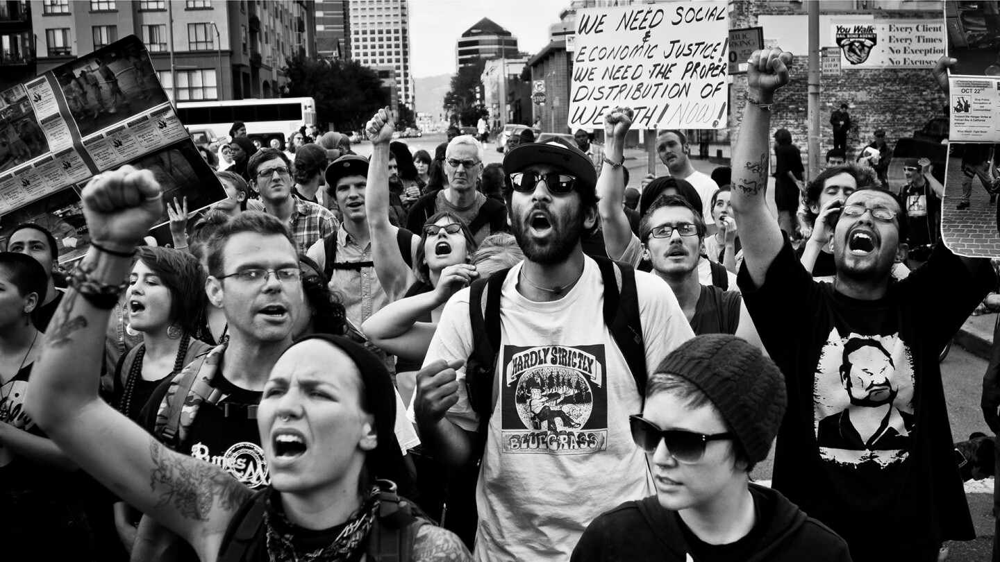 Taking it Back, Occupy Oakland