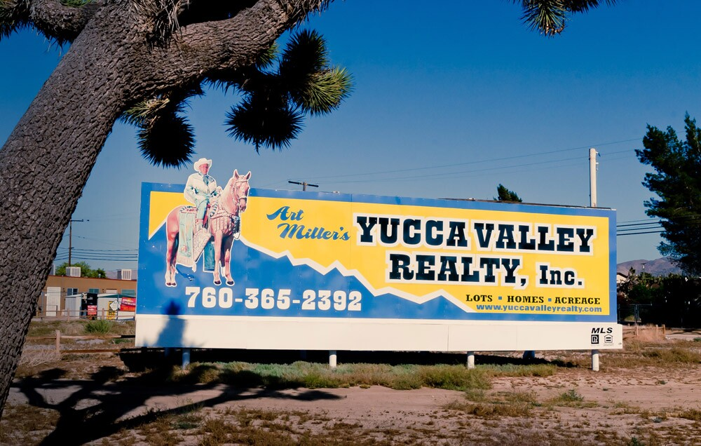 Mojave Desert - Yuca Valley Realty