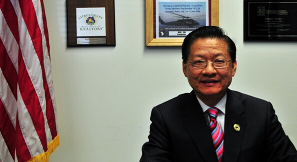 Assemblymember Mike Eng