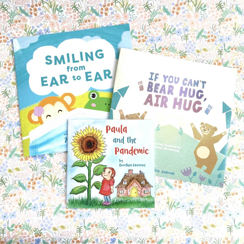 Pandemic kids books