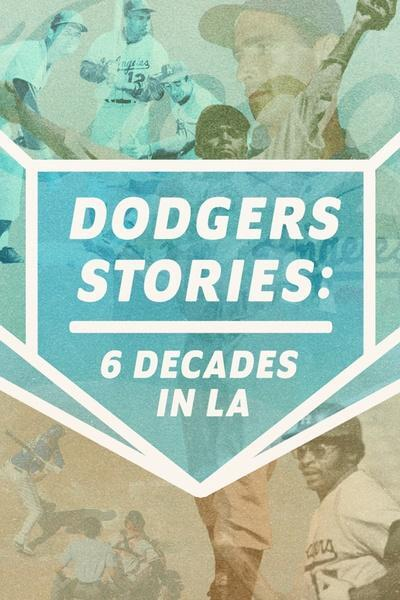 Dodgers Stories Poster