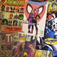 Various comic books | Waldemar Brandt / Unsplash
