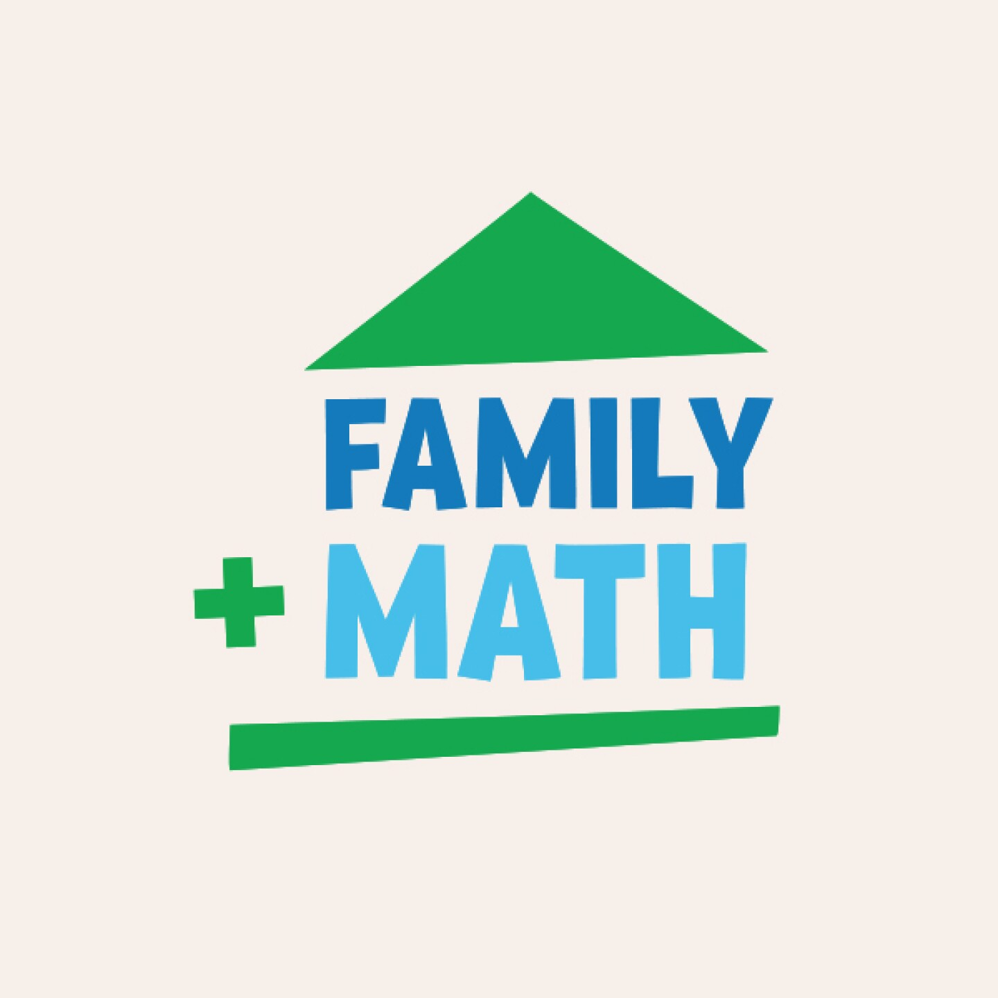 Family Math Icon for About Page