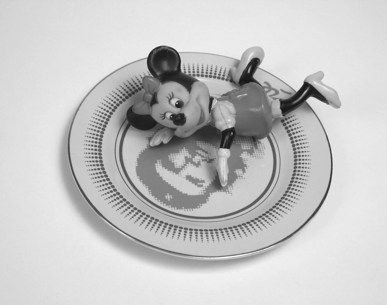 Minnie / Che | Liliana Porter PST LALA El Pato