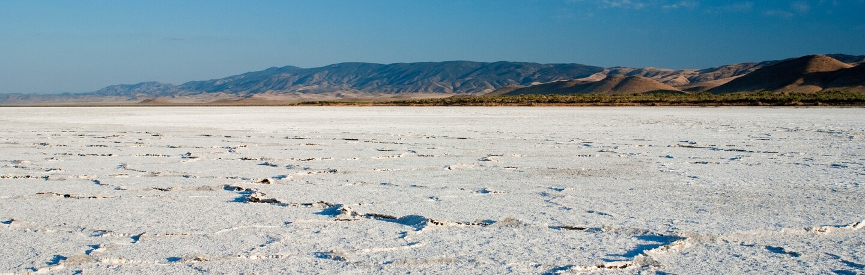 Soda Lake in Carrizo Plain National Monument | Photo: Dracblau7, some rights reserved