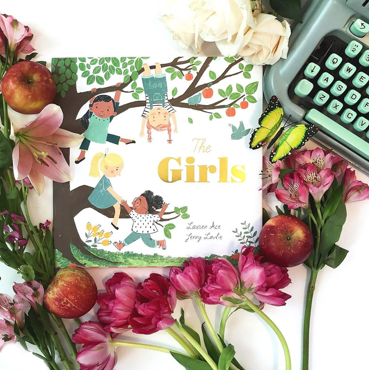 "AHL - Friendship Book List - ""The Girls"""