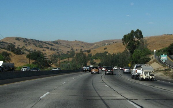 Liberty Canyon in the city of Agoura Hills is a wildlife corridor between the Santa Monica Mountains and Simi Hills.