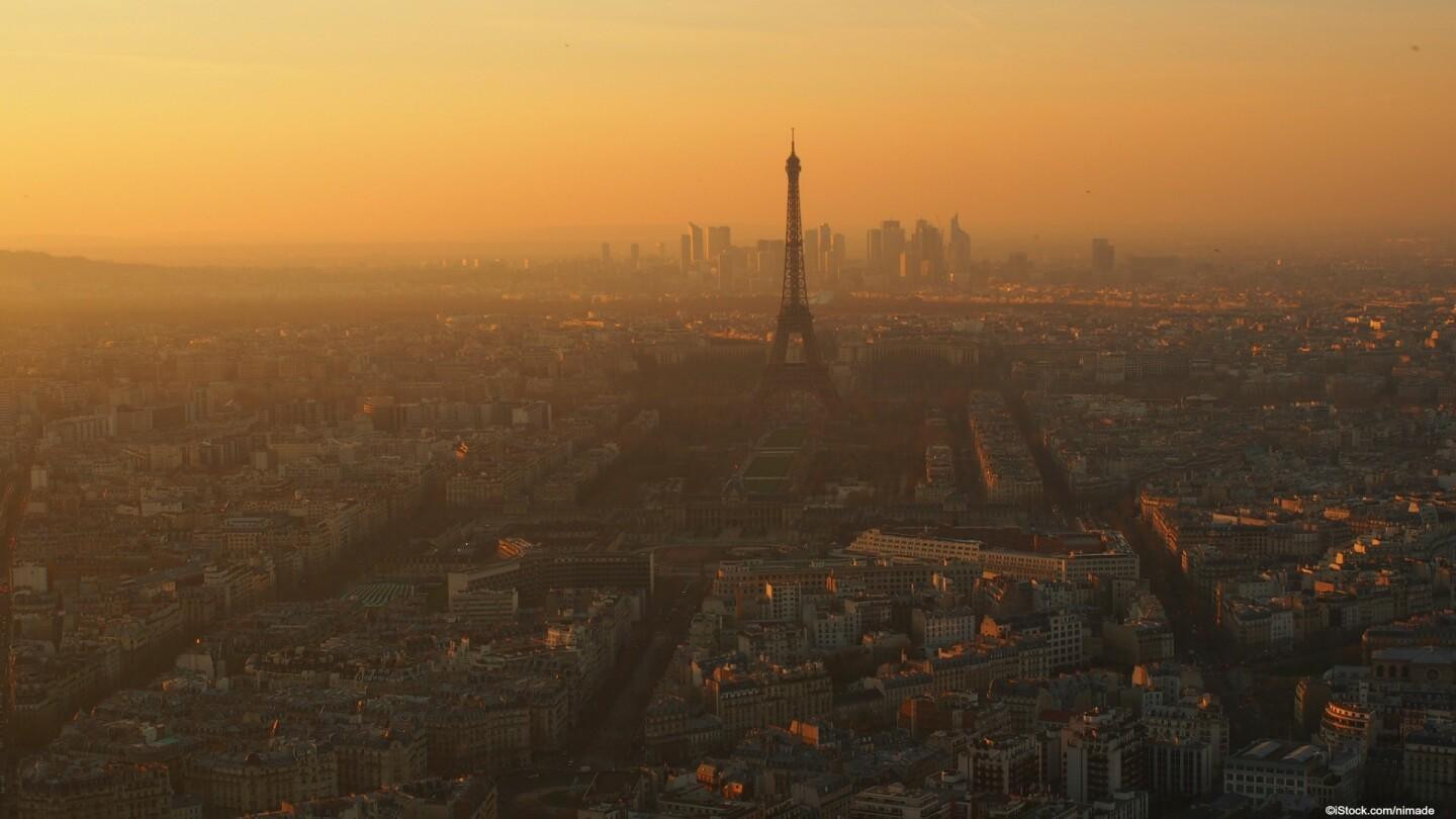 Hot Cities: Paris