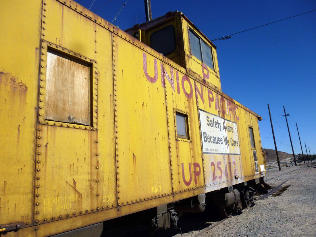 Barstow Harvey House and Rail Depot (1)