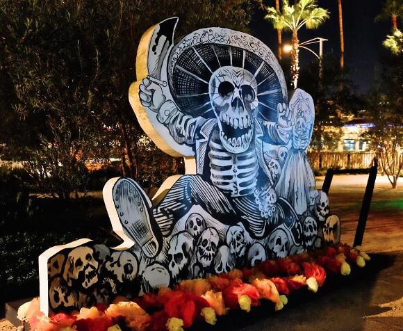 Photo: Courtesy of Anaheim Halloween Parade.