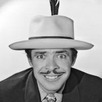 "Germán Valdés ""Tin Tan"" as a pachuco (featured)"