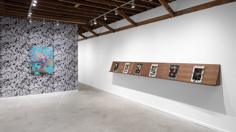 "Installation view, Devon Tsuno, ""Shikata ga nai""   Photo: Elon Schoenholz, Courtesy of the artist and Residency Art"