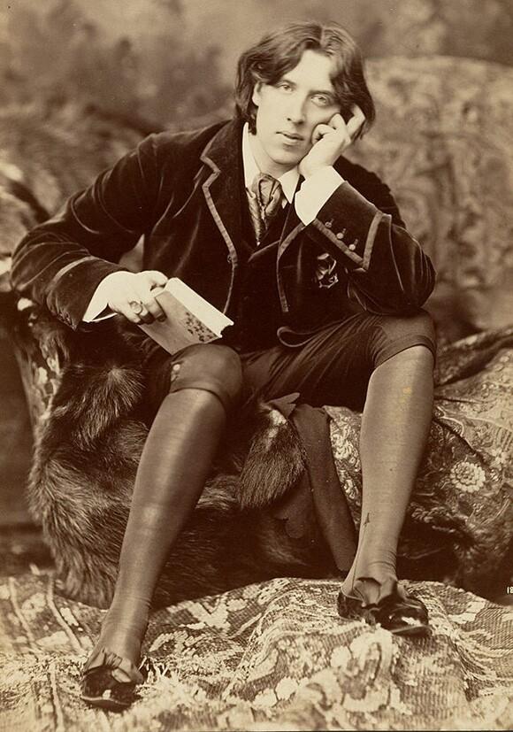 Oscar Wilde | Source: Wikipedia Commons
