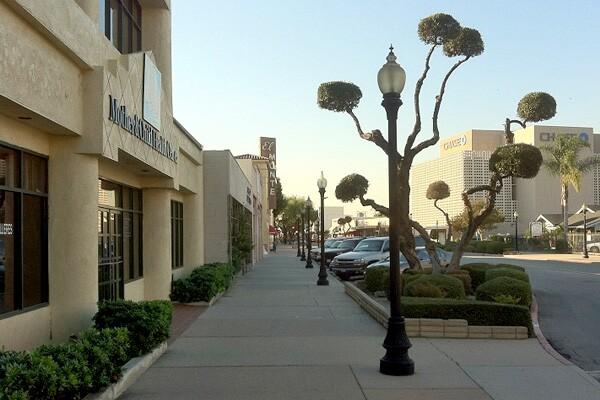 Downtown El Monte