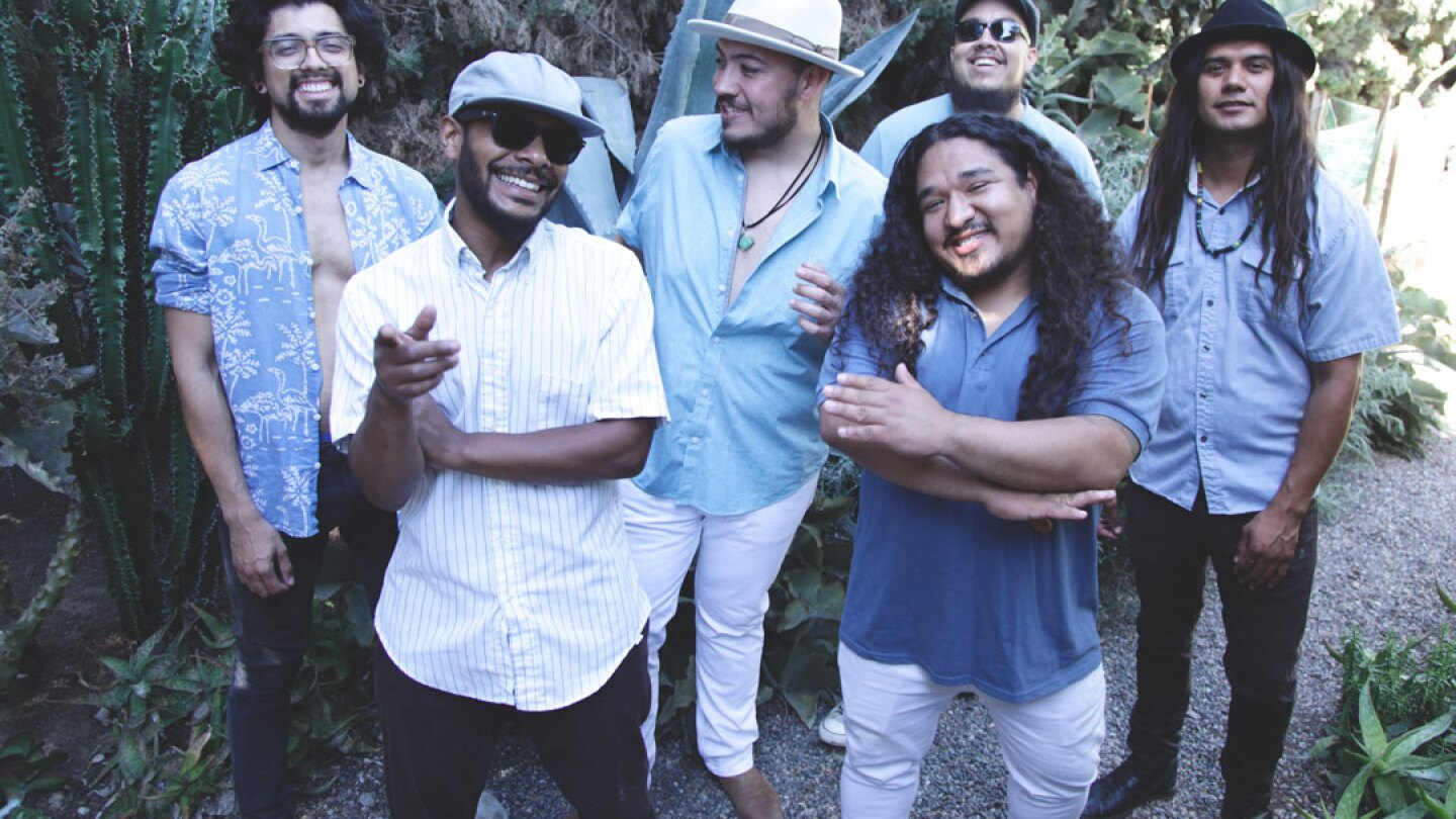 Buyepongo band photo