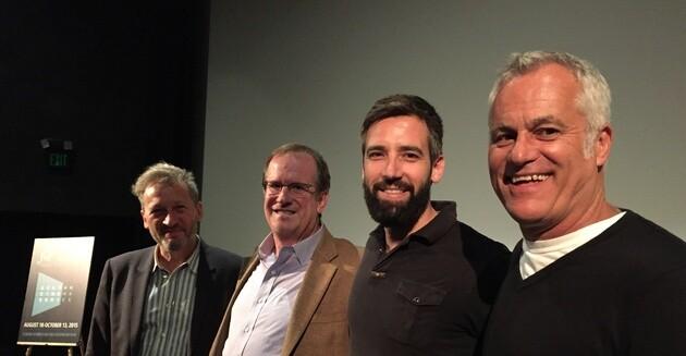 Ken Kwapis, Pete Hammond, Bill Holderman and Chip Diggins