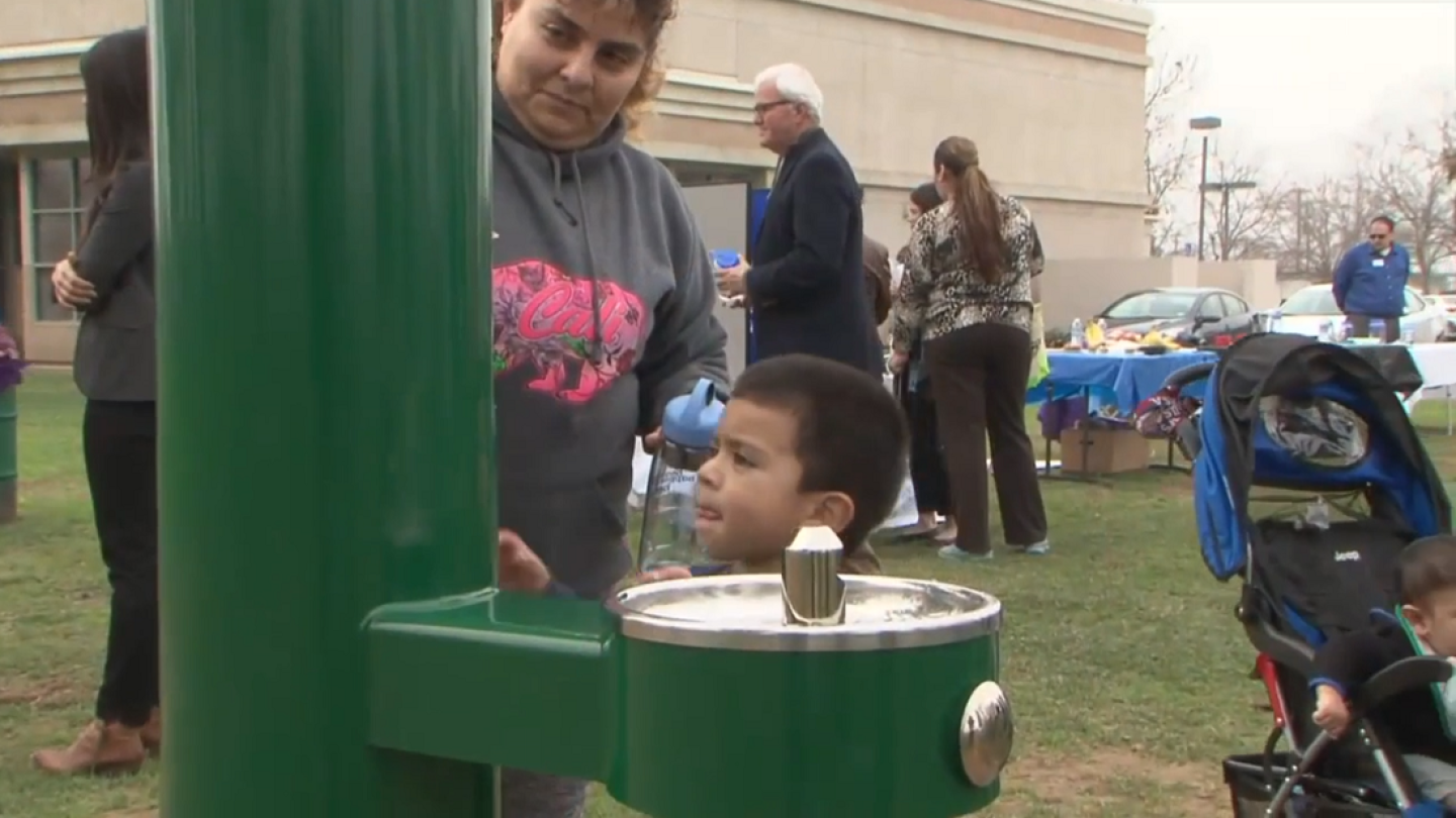 South Kern County's Clean Drinking Water Project Brings Safe Drinking Fountains to Community