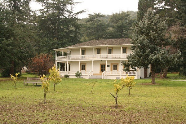 The John Muir National Historic Site in Martinez, California