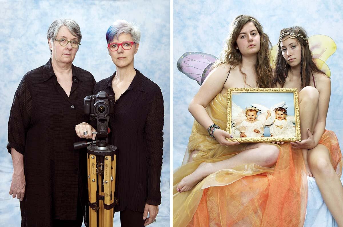 "Cheri Gaulke, ""Twin Dyptich"" | Courtesy of the artist"