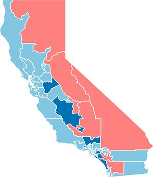 2018 United States House of Representatives elections in California