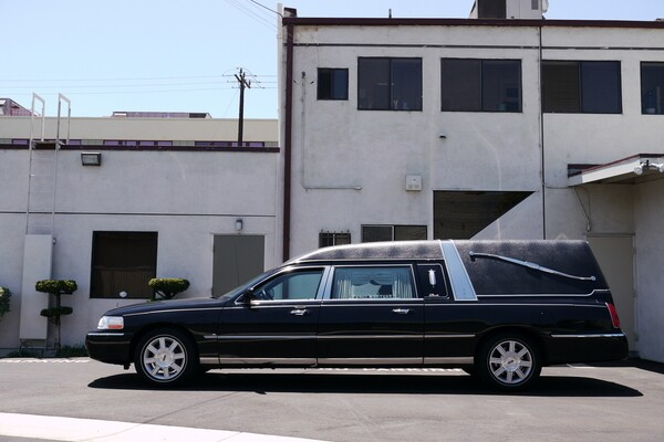 There is no dedicated hearse driver - everyone takes turns