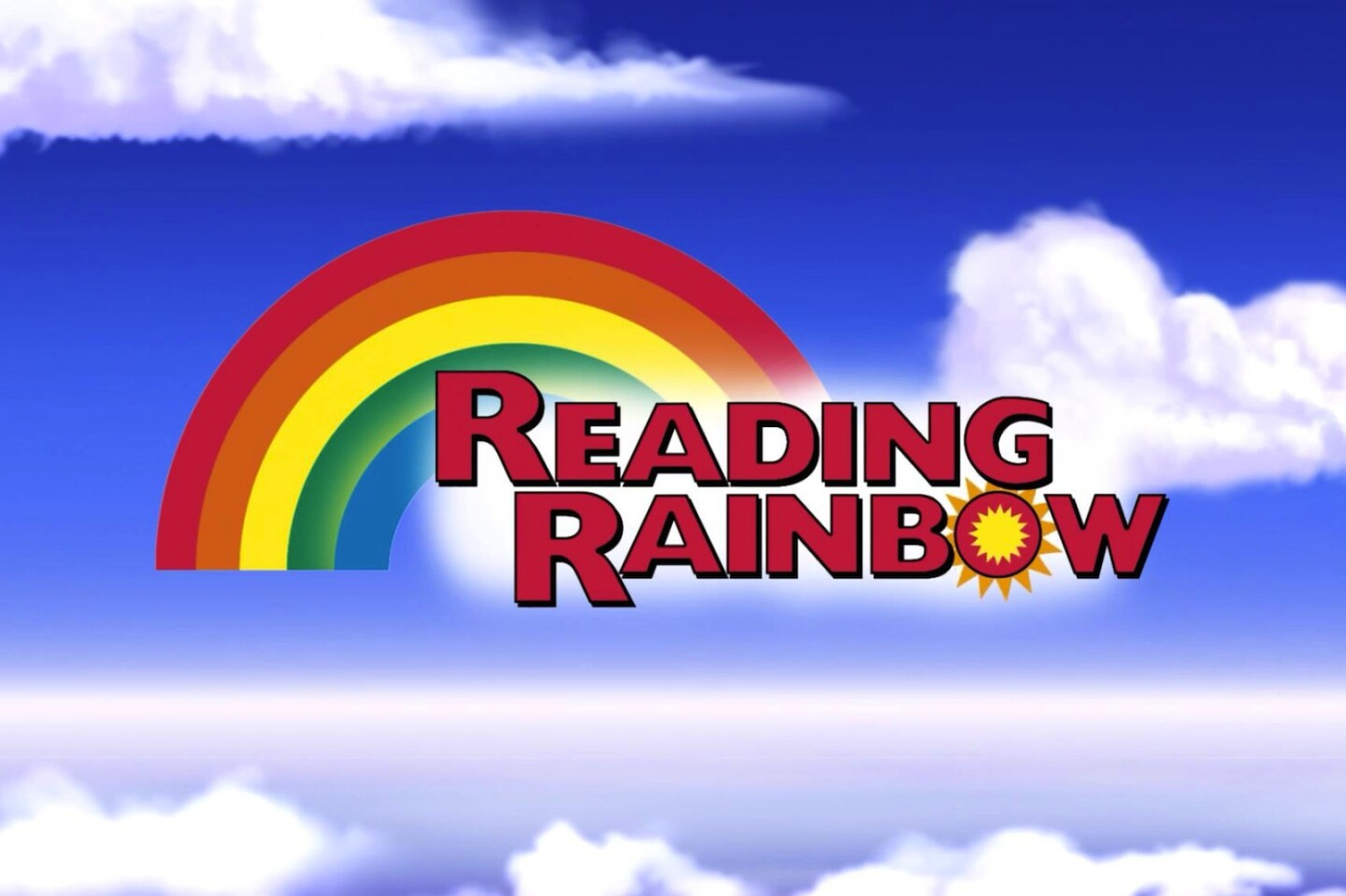 Reading Rainbow TV logo