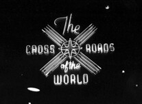 Crossroads of the World neon sign