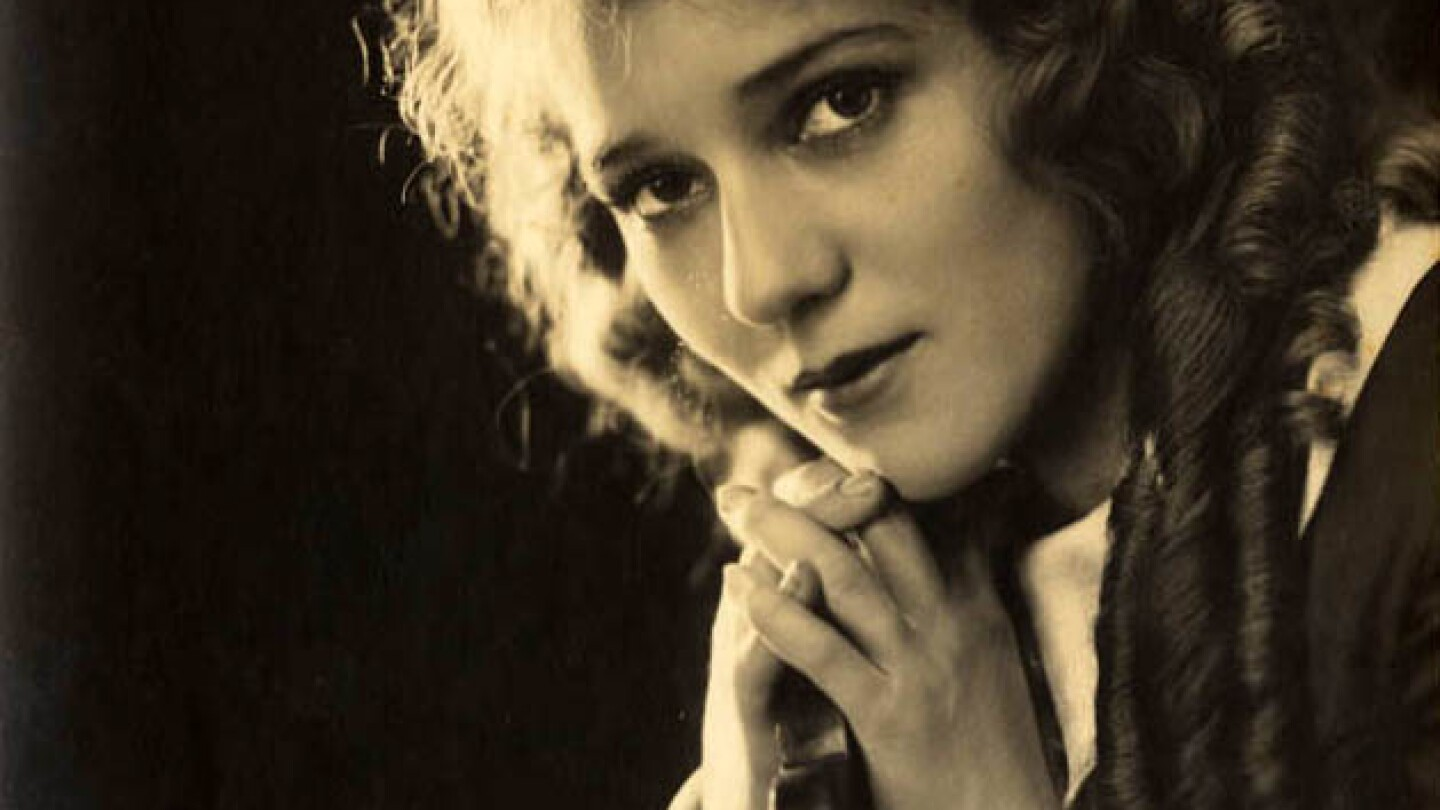 Mary Pickford. Photo courtesy of the California State Library.