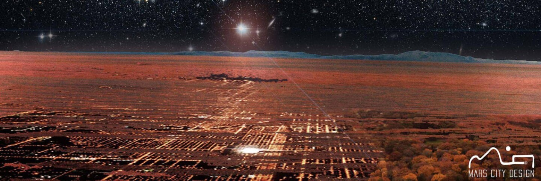 Creating a society on Mars will take innovative designs and novel thinking, says Vera Mulyani, founder of Mars City Design.   Courtesy of Mars City Design