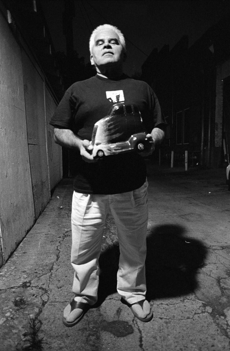 Gilbert Magu Lujan | Harry Gamboa Jr.