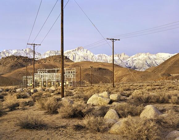 Winter Sunrise, Sierra Nevada, California, 1998. | Photo: Terry Falke