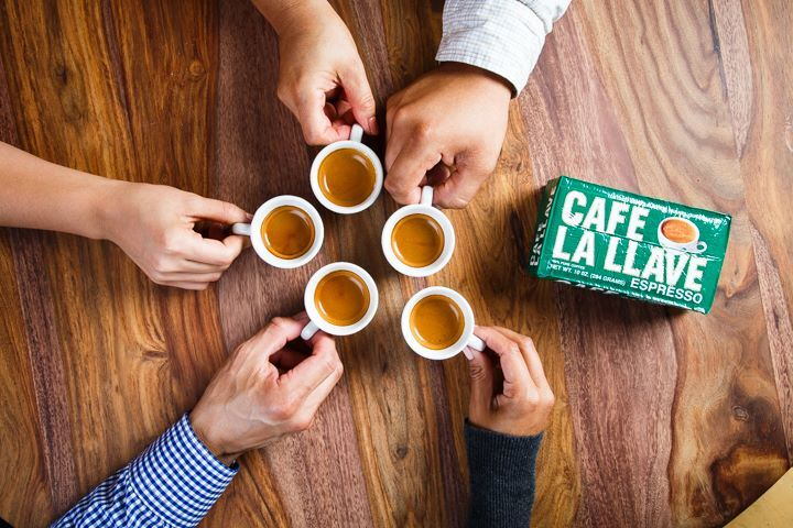 Cafe La Llave   Courtesy of Gaviña Coffee Company