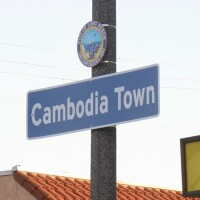 Cambodia Town in Long Beach. The city has the largest concentration of Cambodians outside of Cambodia. | Laurie Avocado/Flickr