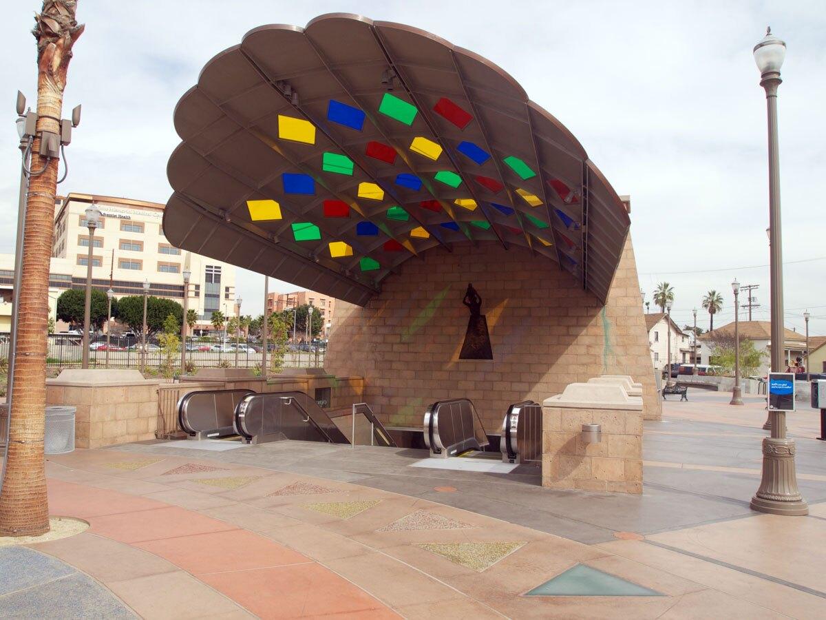 Mariachi Plaza Station   Paul Bailey/Flickr