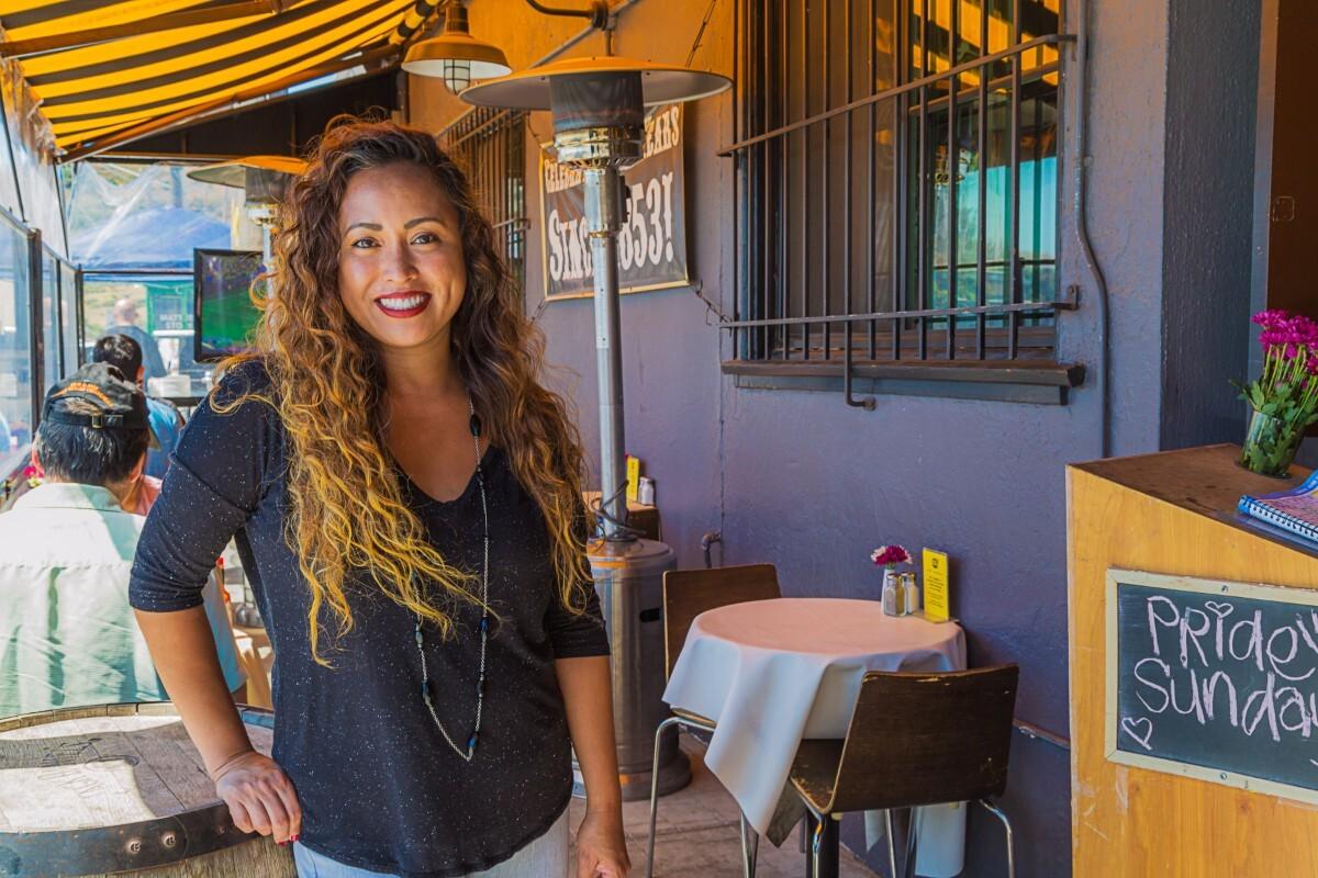 Current owner Vanessa Garcia | Toni Zernick