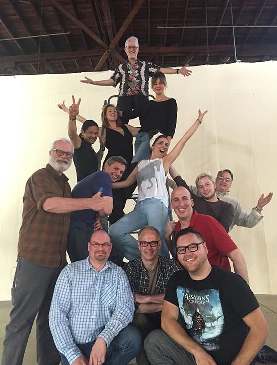 Hydrogen Jukebox cast. | Courtesy: Long Beach Opera.