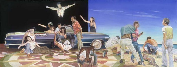Valadez, John-Getting Them Out of the Car-1-thumb-600x228-29918