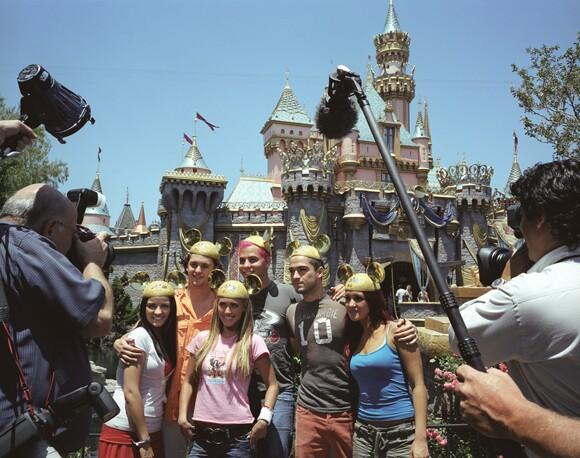 Disney, 2006 | Photo: Yvonne Venegas.