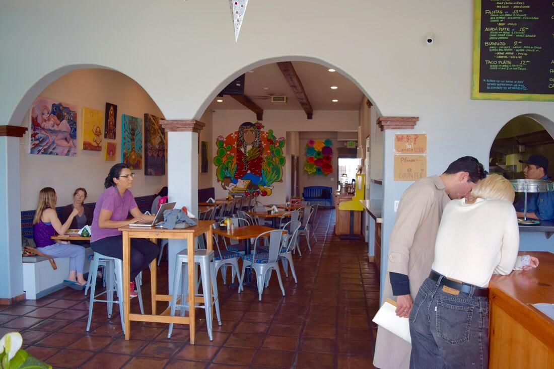 Inside Canela Cocina Latina|Danny Jensen