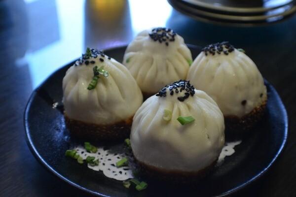 Shengjian bao from Emperor Noodles