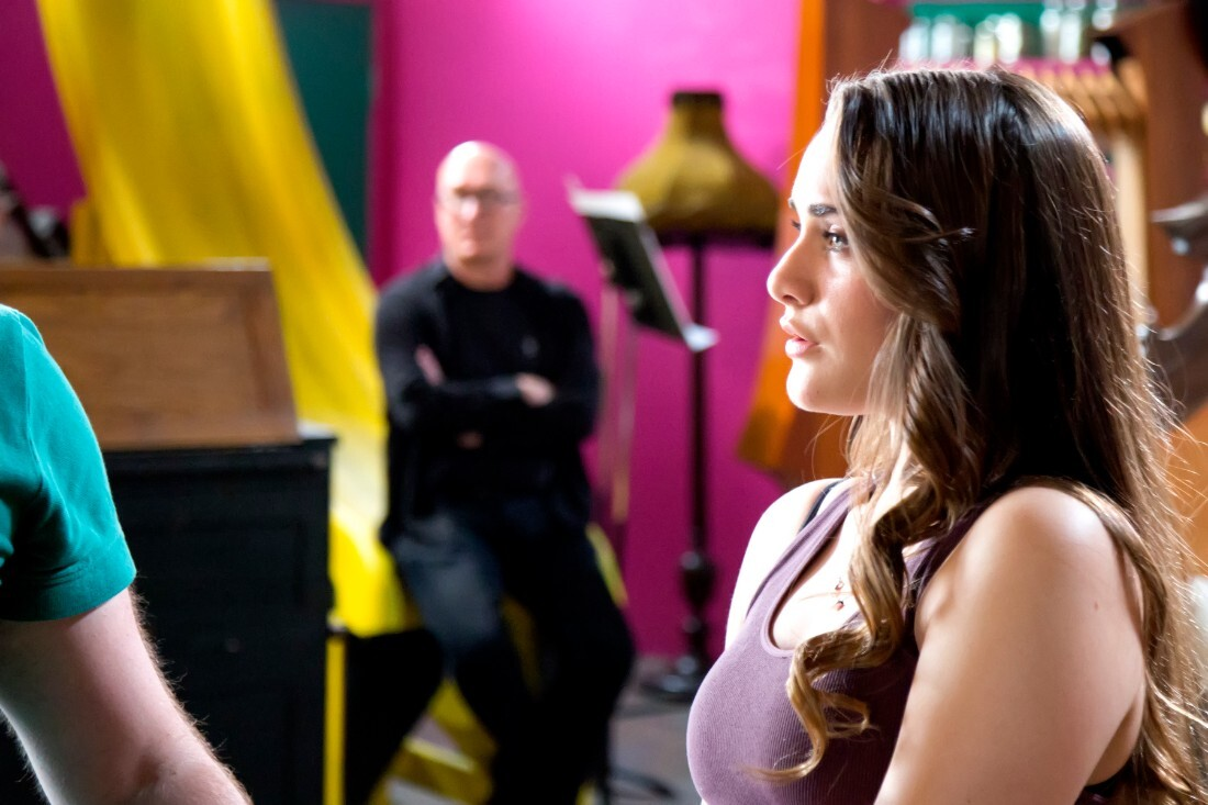 "Rowen Sabala in ""Vireo."" | Bernie Wire"