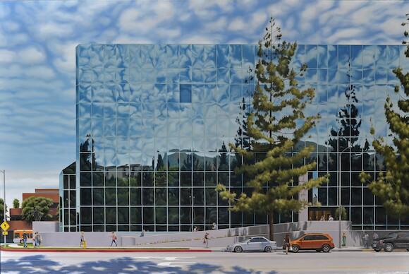 3800 Barham Boulevard North American