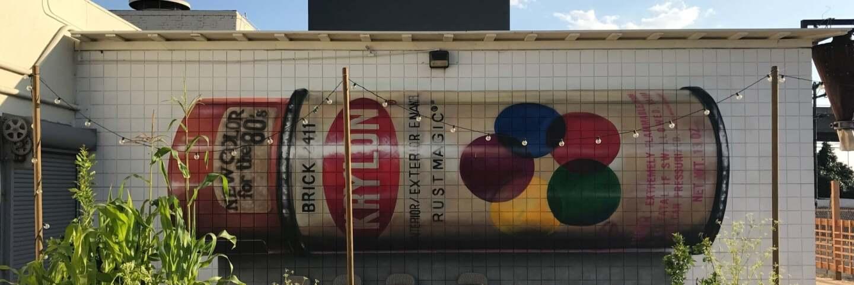 Sake mural   G. James Daichendt