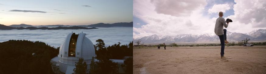 Scenes from the fourth season of Lost LA