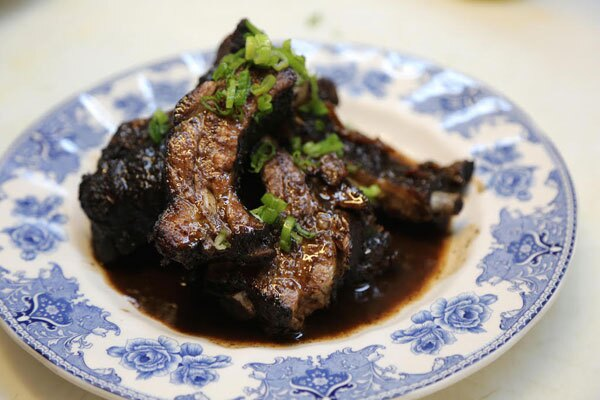 Bowery Middle Eastern Ribs |
