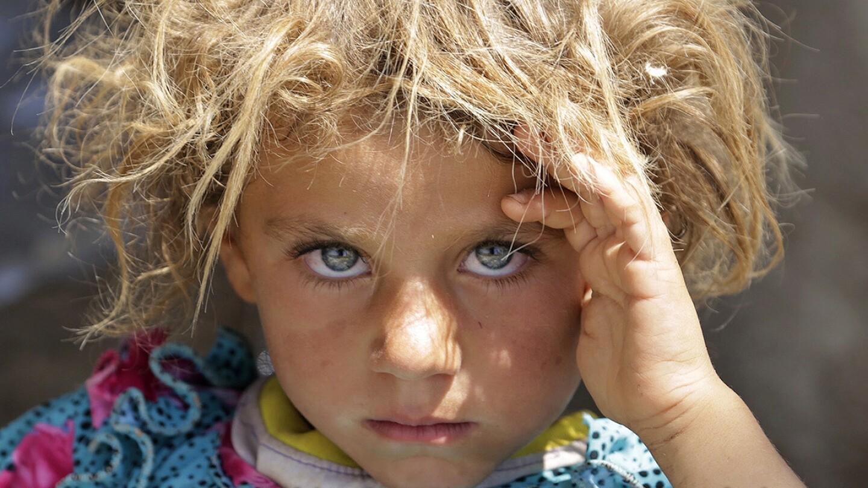 Yazidi Survivor