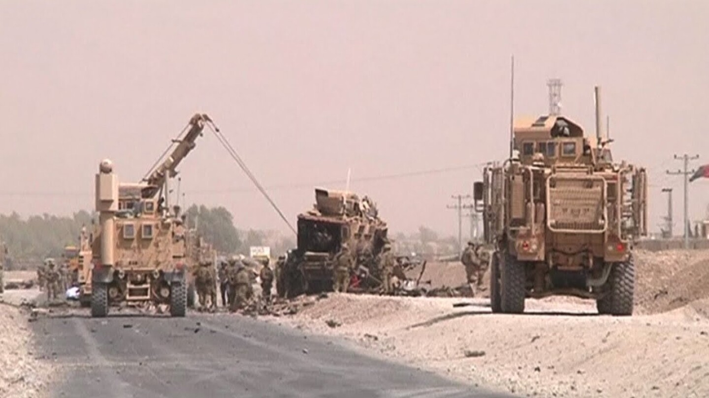 Trump Considers Prolonging Afghan War to Secure $1 Trillion in Untapped Mineral Deposits